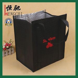 Insulated Non Woven TNT Cooler Bag, Picnic Bag, Lunch Bag pictures & photos