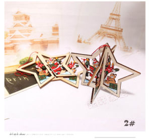 Handmade 3D Christmas/New Year Pendants pictures & photos