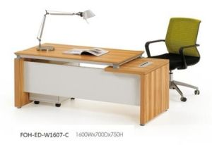 High Grade Modern Office Furniture Office Desk Foh-ED-W1607-C pictures & photos