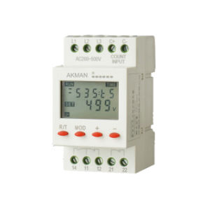 Voltage Relay with Timing and Counting Function AC380V