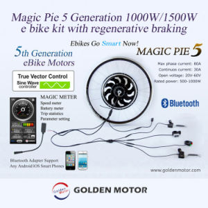 Magic Pie 5 Generation 500W-1000W Electric Bike Conversion Kit/BLDC Motor/ Hub Motor/No. 1 Choice of Electric Bicycle Motors pictures & photos
