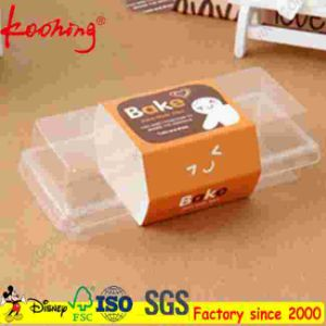 Clear Cake Baking Plastic Tray Plastic Cake Boxes for Cookie/Snack/Pie Container pictures & photos