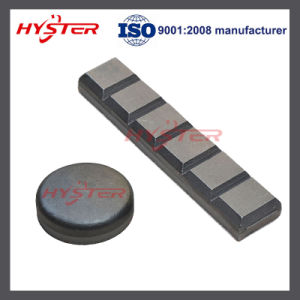 Domite Chrome White Iron Wear Blocks for Bucket Protector pictures & photos