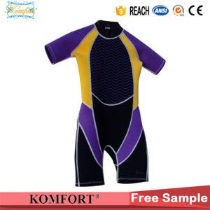 Kids Women Neoprene Diving Equipment Surfing Wet Sports Wear Swim Suit pictures & photos