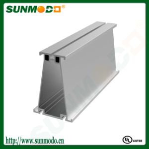 6061 Anodize Aluminum Profile Extrusion for Solar System pictures & photos