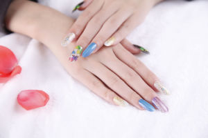 Beauty Temporary Water Transfer Nail Sticker Art Nail Sticker pictures & photos