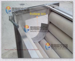 (MSTP-1000) Attrition Root Vegetable Washing Peeling Machine pictures & photos