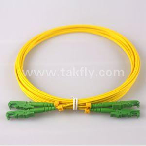 E2000 Jumper High Quality E2000 Fiber Optic Patchcord pictures & photos
