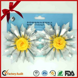 Wholesale Custom Decorative Color Fancy Bow for Gift pictures & photos