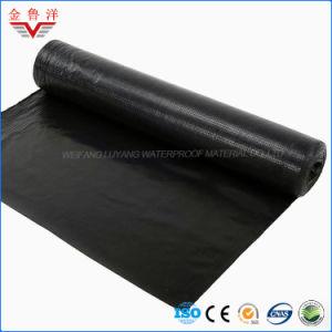 Self-Adhesive Bitumen Based Waterproof Membrane for Foundation