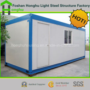 High Strength Prefabricated Steel Frame Container House High Strength pictures & photos