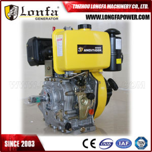 186fa 9.4HP 6.5kw 3000rpm Small Diesel Engine 4 Stroke pictures & photos