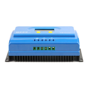 MPPT 20A/30A/40A/50A 12V/24V LCD-Backlight PC-Software RS485 Solar Controller Ys-20A pictures & photos