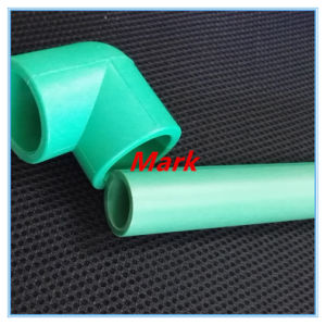 PPR Pipe and Fitting Building Material DIN Standard pictures & photos