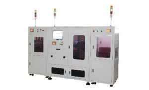 Green Laser Marking Machine with Protective Housing pictures & photos