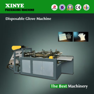 PE Disposable Glove Making Machine pictures & photos