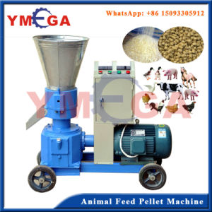 Small and Big Sizes Automatic Operating Electric Cattle Feed Machine pictures & photos