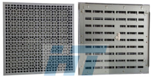 22% Steel Perforated Panel System pictures & photos