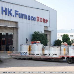 Tipping Crucible Rapid Aluminium Melting Furnace pictures & photos