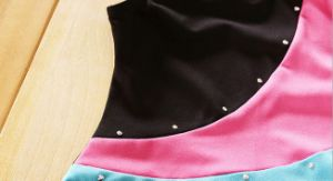 Child′s Tank Gymnastic Leotards with Diamond pictures & photos
