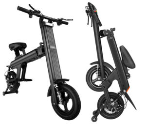 2017 Newest Folding Ebike Unique Design E Scooter pictures & photos