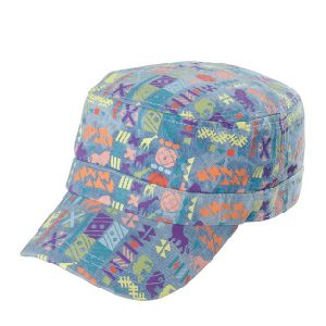 Cotton Flat Top Cadet Hat pictures & photos