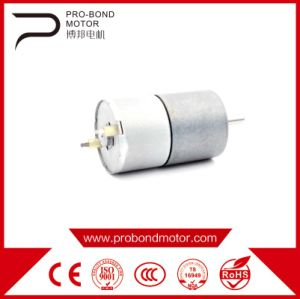 China Micro Electric Reducer Geared DC Motor 27mm pictures & photos