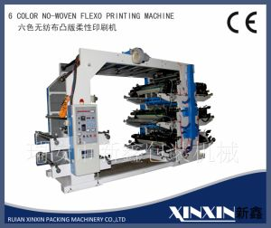 6 Colors Woven Flexo Printing Machine pictures & photos
