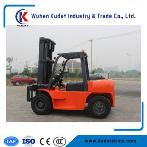 New Condition 6tons Internal Combustion Forklift with Isuzu 6bg1 Engine pictures & photos