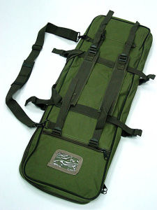 "33"" Dual Tactical Aeg Rifle Carrying Case Gun Bag pictures & photos"