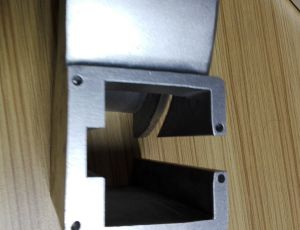 Aluminium Casting Tube Connector pictures & photos