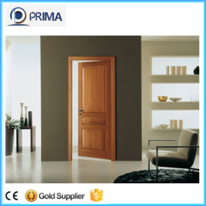 Single Interior Swing Solid Wooden Door, Door Price pictures & photos