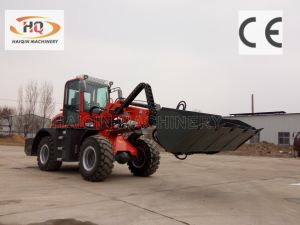 New Strong Multi-Function Telescopic Loader (HQ920T) with Ce Certificate pictures & photos