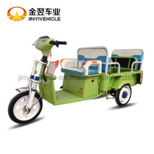 Electric Tricycle for Passenger pictures & photos