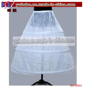 Wedding Ball Gown Bridal Dress Crinoline Petticoat Underskirt (BO-3063) pictures & photos