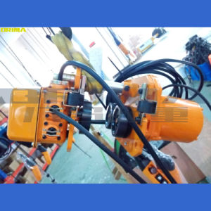 3t Japan Type Electric Chain Hoist with Electric Trolley pictures & photos