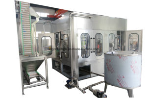 Automatic Pet Bottle Beverage Bottling Packing Capping Sealing Filling Line pictures & photos