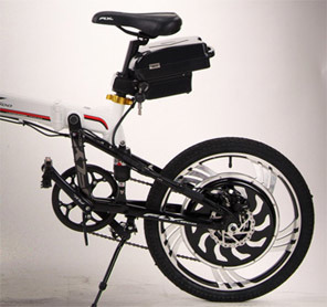 Easy Carry Frog Type Electric Bike Battery 24V10ah/36V10ah pictures & photos