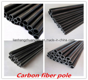 Special Shape Carbon Fiber Tube/Pipe pictures & photos