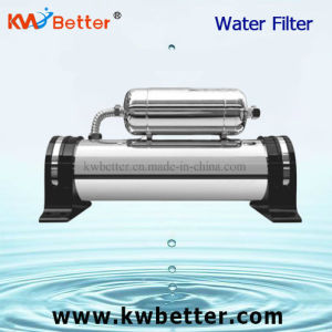 Ultrafiltration Water Filter Stainless Steel Sterilization Peculiar for Home 1000L/H pictures & photos