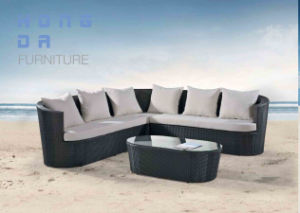 Outdoor Alu Rattan Sofa pictures & photos