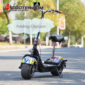 New Design Folding Electric Scooter for Adult pictures & photos