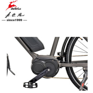"""26"""" Al Alloy Suspension RST Fork Man Style E-Bicycle pictures & photos"""