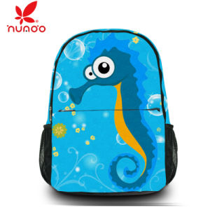 Classic School Backpack Canvas Tote Daypack Waterproof Outdoor Travel Medium Bag pictures & photos