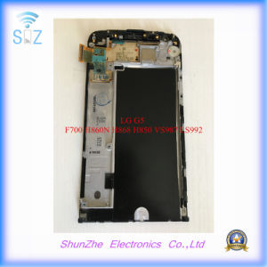 Touch Screen Smart Cell Phone Original LCD for LG G5 F700 Vs987 H868 H850 pictures & photos