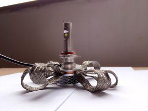 LED Car Headlight High Lumen Spiderman Plug and Play DVR C6 H1 H3 H7 H8 H11 880 (881) 9005 (HB3) 9006 (HB4) 9012 pictures & photos