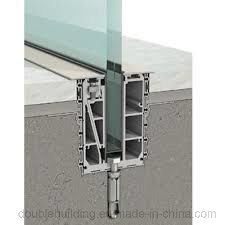 Barrier Progrip Glass Balustrade System pictures & photos