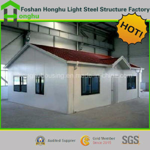 Prefabricated Steel Building Modular House for Hotel Canteen Apartment Accommodation pictures & photos