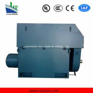High Voltage Slip Ring 3-Phase Asynchronous AC Electric Induction Motor pictures & photos