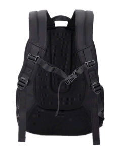 Black Computer Backpack Bag Laptop Backpack Shoulder School Backpack Bag pictures & photos